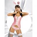 Disfraz de Bunny Rosa